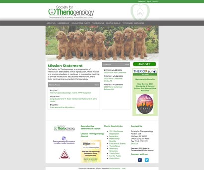 1. Society for Theriogenology
